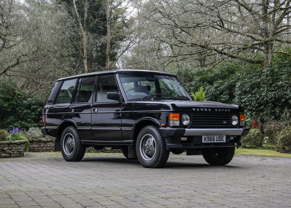 Lot 140 - 1993 Range Rover Vogue TDi