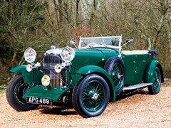 Navigate to Lot 275 - 1932 Lagonda 16/80 Special Speed Six Open Tourer