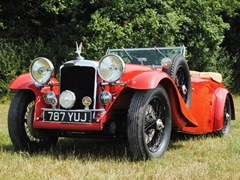 Navigate to Lot 239 - 1936 12840 Silver Eagle Four-seat Open Tourer