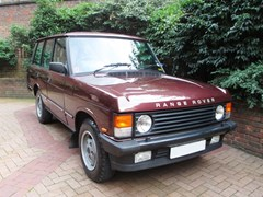 Navigate to Lot 279 - 1987 Range Rover Classic