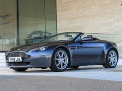Navigate to Lot 246 - 2008 Aston Martin V8 Vantage Roadster