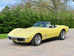 Navigate to Lot 133 - 1968 Chevrolet Corvette C3 Roadster