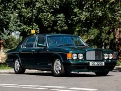 Navigate to Lot 124 - 1997 Bentley Turbo RL