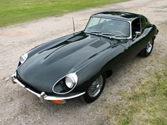 Navigate to Lot 325 - 1970 Jaguar E-Type Series II Fixedhead Coupé