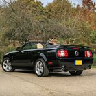 Ref 111 2006 Ford Mustang GT 350 Convertible -