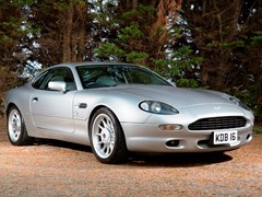 Navigate to Lot 213 - 1996 Aston Martin DB7 i6 Coupé