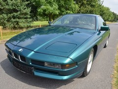 Navigate to Lot 250 - 1991  BMW 850Ci