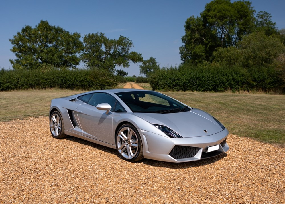 Lot 200 - 2011 Lamborghini Gallardo