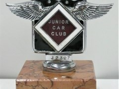 Navigate to Junior car club.