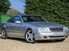 Navigate to Lot 248 - 2002 Mercedes-Benz CL 500