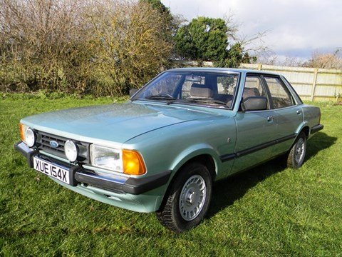 1982 Ford Cortina GL Ghia