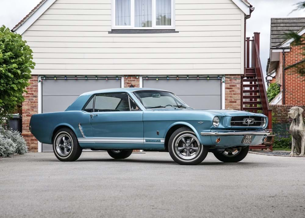 Lot 167 - 1965 Ford Mustang Notchback