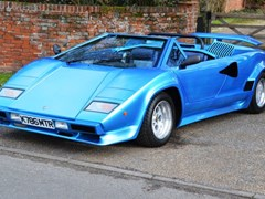 Navigate to Lot 307 - 1993 Lamborghini Countach Recreation by ABS
