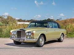 Navigate to Lot 175 - 1975 Rolls-Royce Silver Shadow I