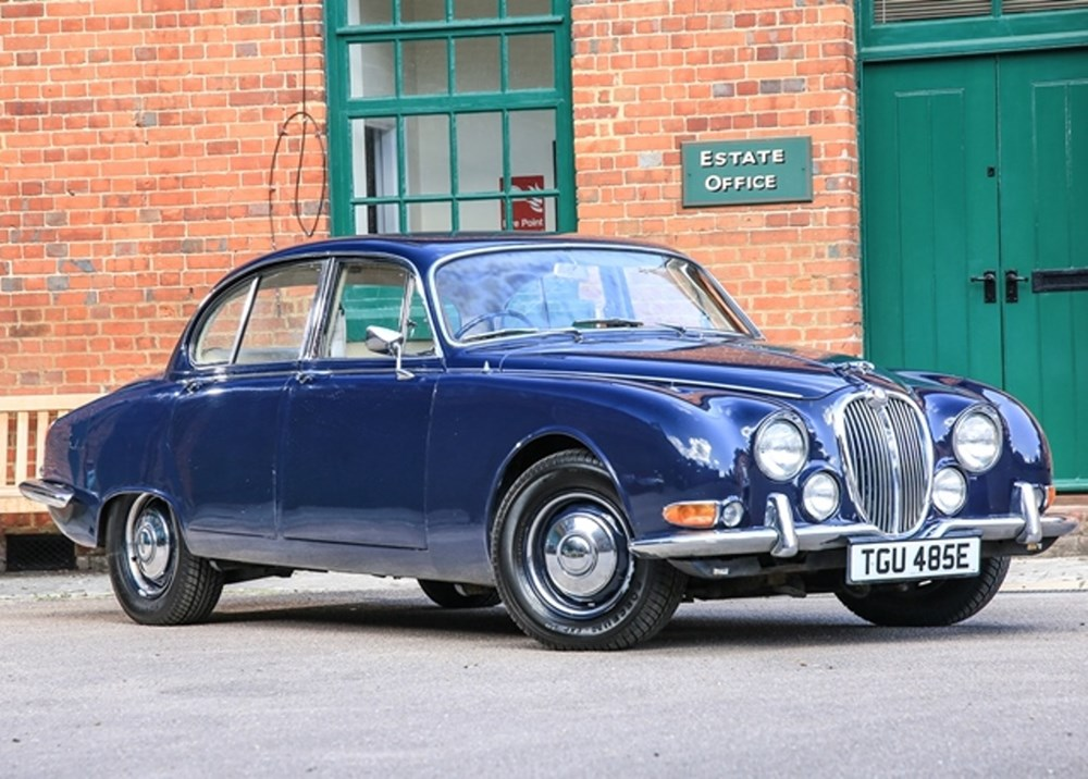 Lot 227 - 1967 Jaguar S-Type (3.8 litre)