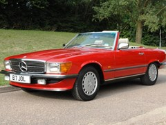 Navigate to Lot 257 - 1989 Mercedes-Benz 300SL Roadster