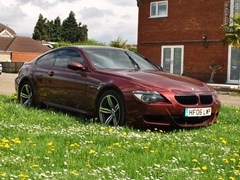 Navigate to Lot 135 - 2006 BMW M6
