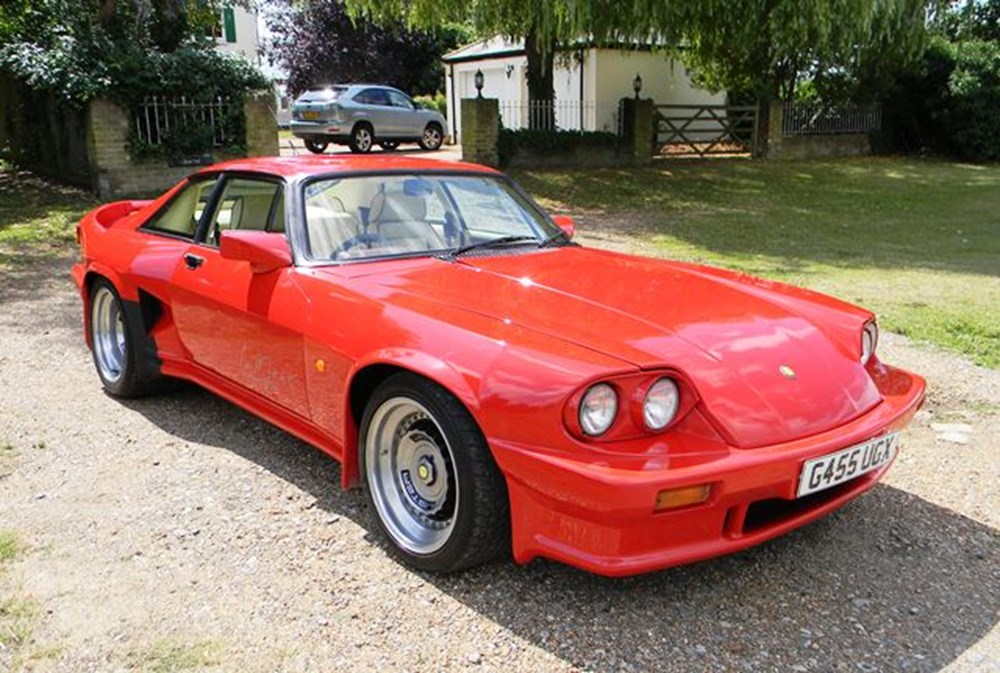 Lot 261 - 1989 12947 XJS Le Mans Coupé by Lister