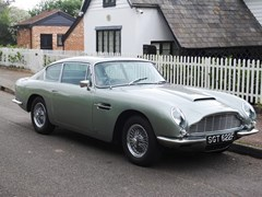 Navigate to Lot 285 - 1968 Aston Martin DB6