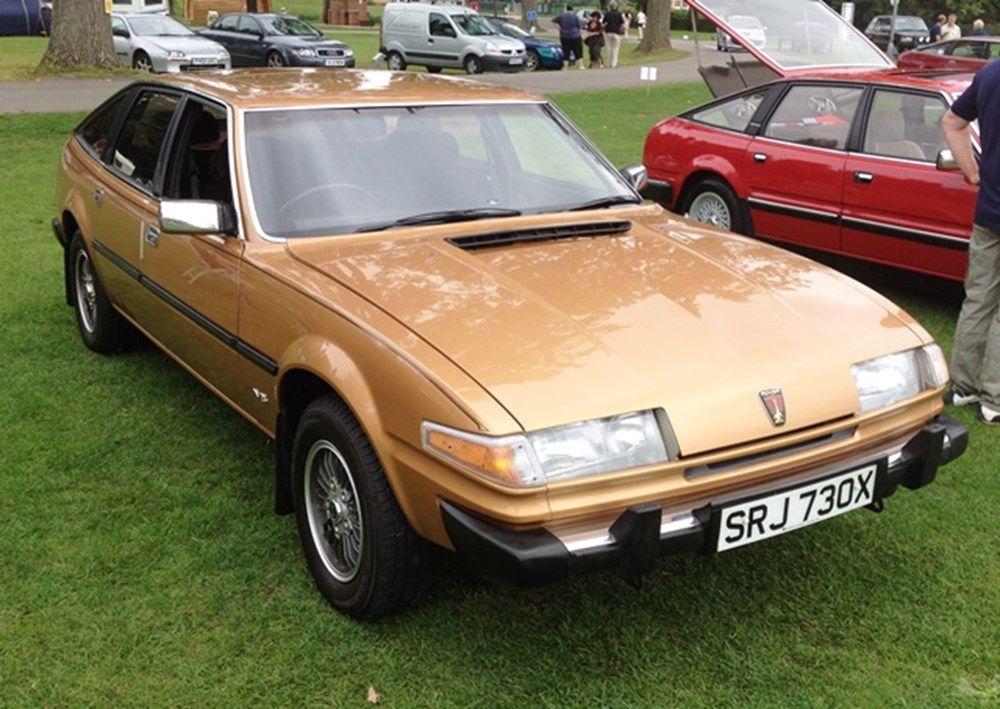 Lot 216 - 1987 Rover SD1 Vanden Plas (Series I)