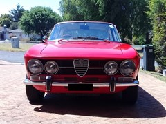 Navigate to Lot 328 - 1975 Alfa Romeo GT Junior *WITHDRAWN*