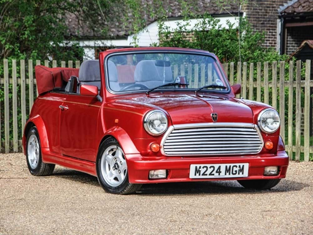Lot 336 - 1994 Rover Mini Cabriolet