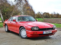 Navigate to Lot 317 - 1989 Jaguar XJ R-S TWR 5.3 V12