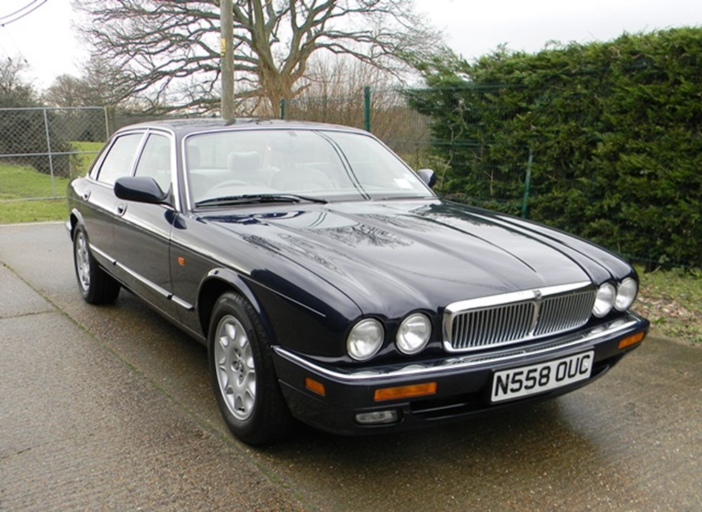 Lot 340 - 1995  Jaguar Sovereign Saloon