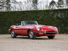 Navigate to Lot 190 - 1970 Jaguar E-Type Series II Roadster
