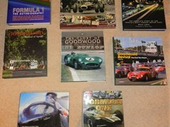 Navigate to Eight motor sport books