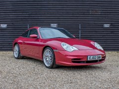 Navigate to Lot 210 - 2002 Porsche 911 / 996 Targa