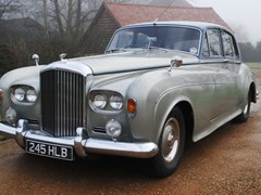 Navigate to Lot 232 - 1964 12858 S3 Saloon
