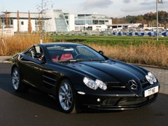Navigate to Lot 246a - 2006 Mercedes-Benz SLR McLaren