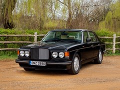 Navigate to Lot 120 - 1994 Bentley Turbo R