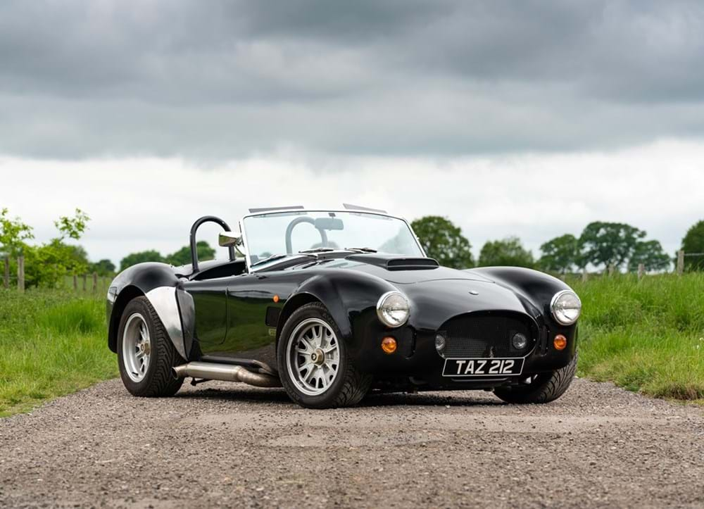 Lot 212 - 2000 AC Cobra 212 S/C Roadster