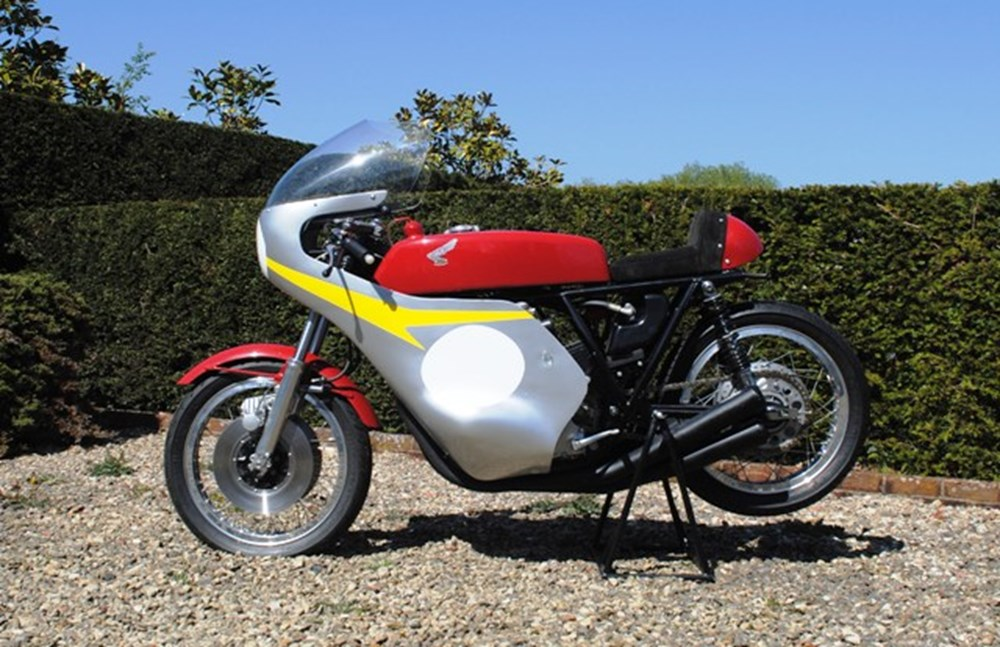 Lot 125 - 1971 12932 CR750 Race Replica