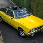 Ref 11 1972 Ford Cortina Crayford 1 -