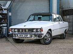 Navigate to Lot 315 - 1976 Rover 3500 P6