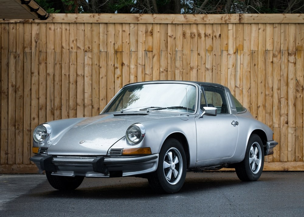 1972 Porsche 911 T Targa *WITHDRAWN*