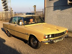 Navigate to Lot 203 - 1975 Rover 2200SC