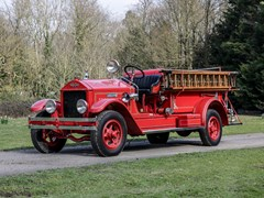 Navigate to  1925 American LaFrance Fire Engine *WITHDRAWN*