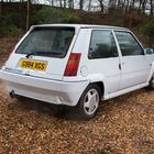 Ref 123 1990 Renault 5 Turbo -
