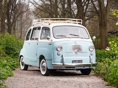 Navigate to Lot 202 - 1961 Fiat 600D Multipla