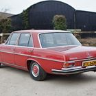 Ref 111 1972 Mercedes-Benz 280 SE Saloon -