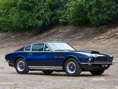 Navigate to Lot 214 - 1973 Aston Martin V8 Series III