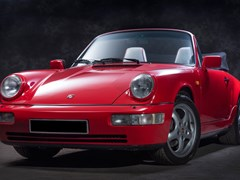 Navigate to Lot 192 - 1990 Porsche 911/964 Carrera 4