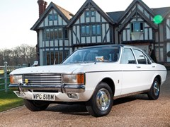 Navigate to Lot 200 - 1974 Ford Granada Mk. I GXL (3 Litre)