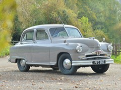 Navigate to Lot 214 - 1954 Standard Vanguard Phase II Saloon
