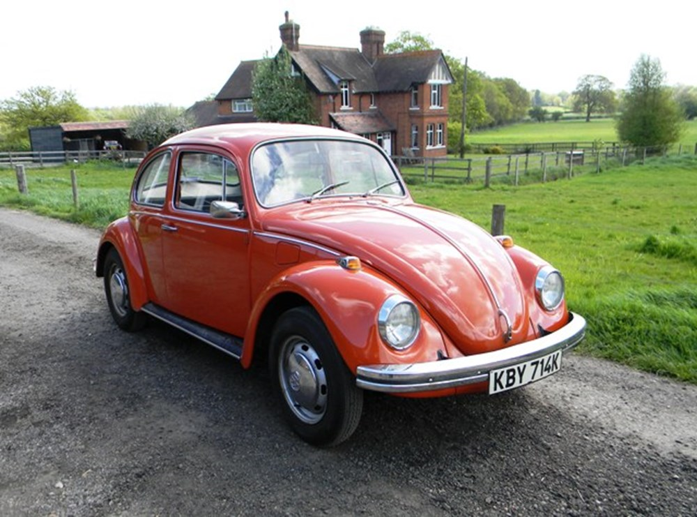 Lot 361 - 1971 Volkswagen Beetle 1300