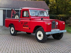 Navigate to Lot 338 - 1966 Land Rover Series IIa